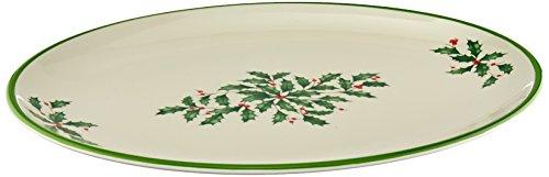 Lenox Holiday Melamine Oval Platter
