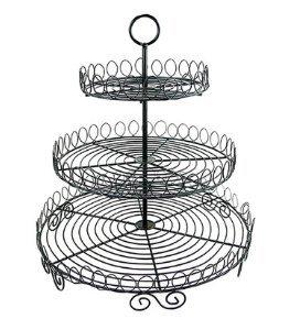 Linwell Cake Rack Cake Stand Shelf Metal Material
