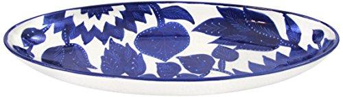Le Souk Ceramique JA12 Stoneware Extra Large Oval Platter Jinane