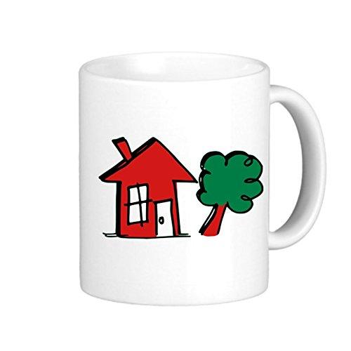 SthAmazing Home Porcelain Coffee Mugs Insulated Travel Mug