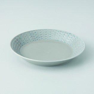 Japanese porcelain Hasami ware Set of 5 plat MGR plates hsm-J15-13426