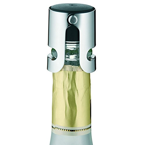 OrliverHL Stainless Steel Vacuum Champagne Wine Bottle Stopper Plug Champagne Closure Wine Saver Sealing Plug Kitchen Tool