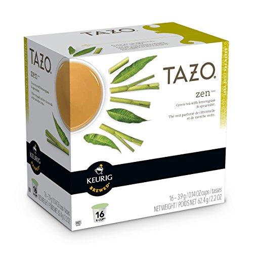Tazo Zen Green Tea Keurig K-Cups 16 Count