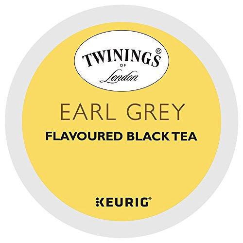 Twinings Earl Grey Tea Keurig K-Cups 48 Count