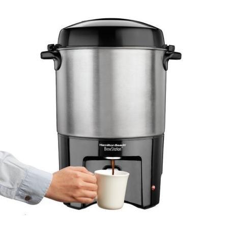 Hamilton Beach 40540 BrewStation 40 Cup Coffee Urn