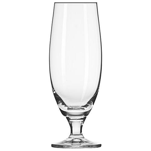 Household Essentials KROSNO Norm Pilsner Beer Glasses Set of 6 16 oz Clear