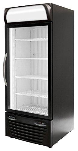 Minus Forty Technologies 22-USGF-X1 Single Glass Door Upright Freezer Merchandiser