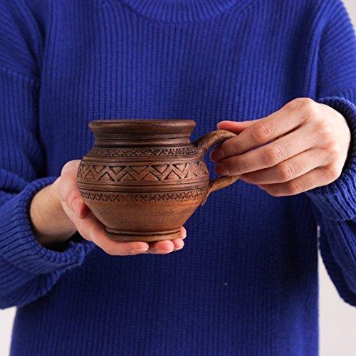 Pottery mug for coffee Handmade coffee mug Coffee cup Teacup Ceramic pottery