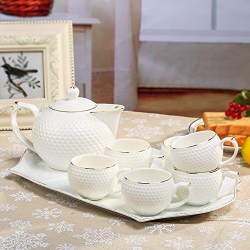 Coffee Cup Set Creative Tea ServiceCoffee Ceramic Cup Set
