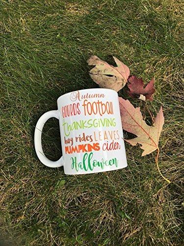 Fall coffee cup Amazing Gifts Halloween Decor Fall Decor Pumpkin Spice Fall Campfire Mug Fall Mug Pumpkin Decor Best Selling Items 11oz 15oz gift