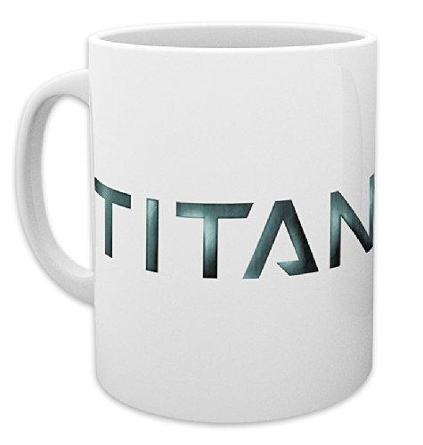 Titanfall Mug Logo