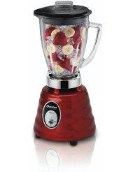 Oster 4270-615 Beehive Blender, 600-watt, 2 Speed, 6 Cup Glass Jar, Red