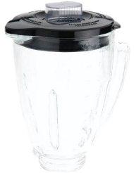 Oster Blstaj-cb Blender 6-cup Glass Jar - Black Lid