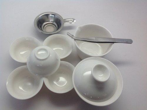 Travel Tea SetPure White