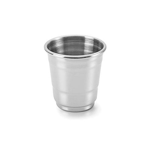 Outset Chillware 76426 Shot Glasses Stainless Steel Set of 4