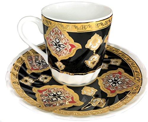 Turkish Porcelain Coffee Cup 18
