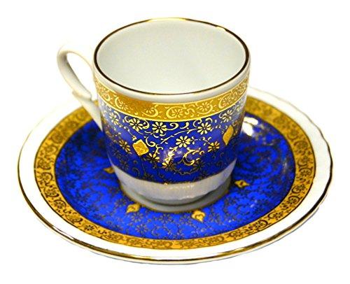Turkish Porcelain Coffee Cup 3