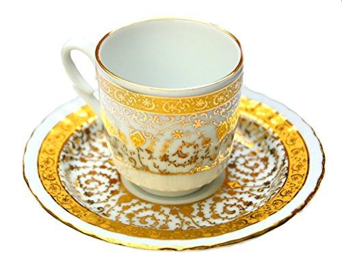 Turkish Porcelain Coffee Cup 6