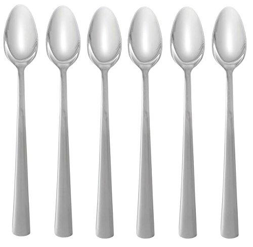 Oneida Aptitude Tall Drink Spoons Set of 6