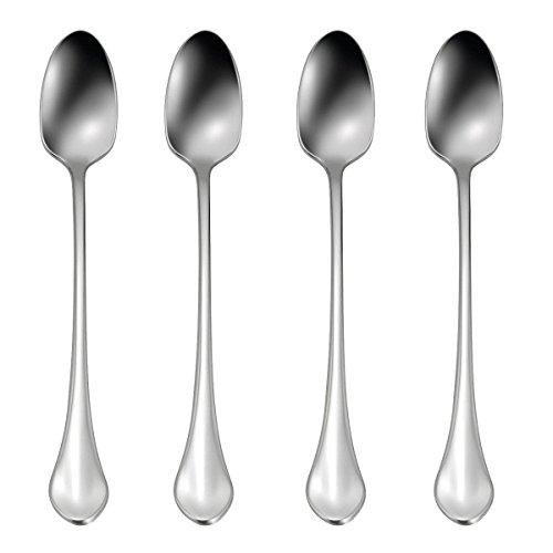 Oneida Capello Tall Drink Spoon Set of 4