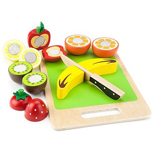 Wood Eats! Fruit Slicers Playset By Imagination Generation