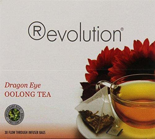 Revolution Tea Dragon Eye Oolong Tea 30 Count