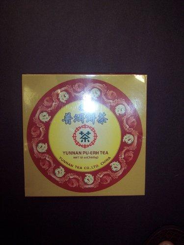 Yunnan Pu-erh Tea-12 Oz340 G