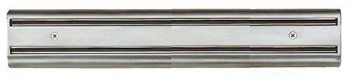 Kuchenprofi 14-Inch Magnetic Knife Rack in 1810 Stainless Steel