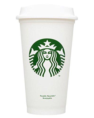 Starbucks Reusable Travel Coffee Cup To Go  16 Ounce Grande