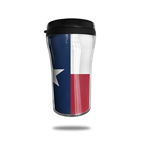 Flag Of Texas Coffee Cup Personalized Travel Mug