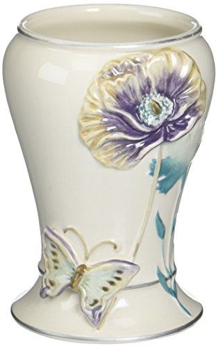 Creative Bath Garden Gate Ceramic Tumbler Lilac