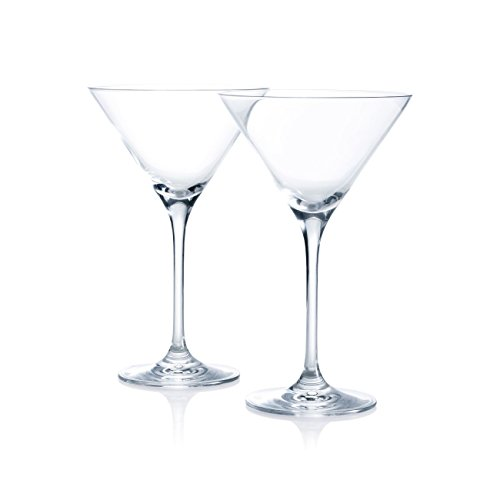 Michael C Fina Vineyard Martini Set of 2
