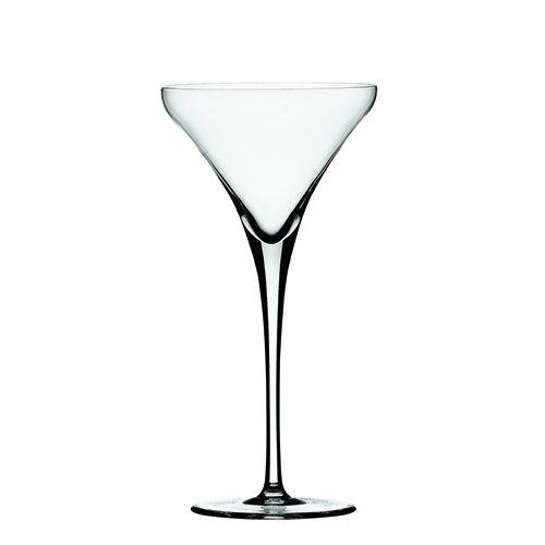 Spiegelau Willsberger Martini Glass - Clear Crystal Set of 4 92oz capacity