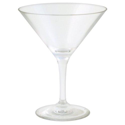 Strahl DesignContemporary 12-Ounce Martini Set of 4