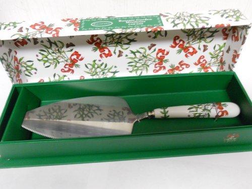 Portmeirion Botanic Gardens Mistletoe Cake Slice Server