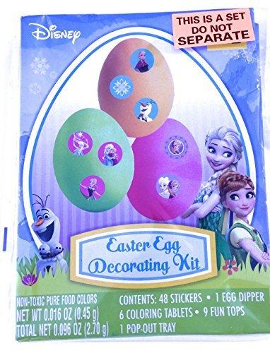 Disney Frozen Easter Egg Decorating Kit