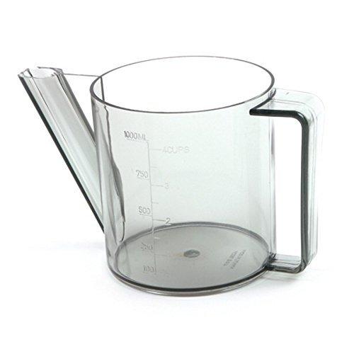 Norpro New 3 Cup Gravy Fat Separator Meat Juice Measurer Holds 4 Cups  1 Liter