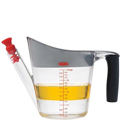 Heat-resistant grease separators gravy separator Creative kitchen utensils
