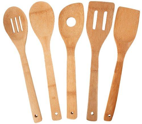 Totally Bamboo 5-Piece Utensil Set