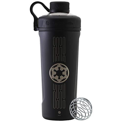 BlenderBottle C04283 Star Wars Radian Stainless Steel Shaker Bottle 26oz Empire Icon