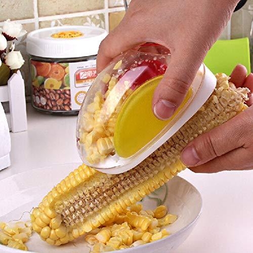 Lemoning Corn Peele Household Kitchen Cutter Remover Corn Peeler Stripper Thresher Cooking Tools