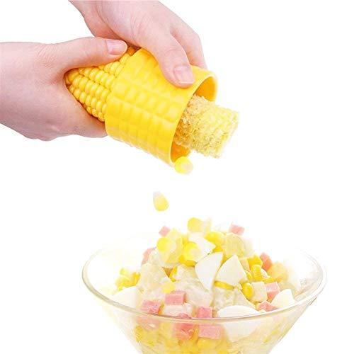 OKSLO Corn stripping tool corn cob peeler corn stripper kitchen cooking tools inner Model 11441-17338-10968-12973