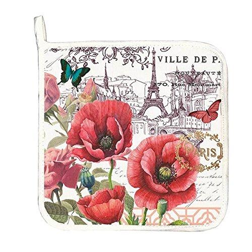 Michel Design Works Cotton Potholder Toujours Paris
