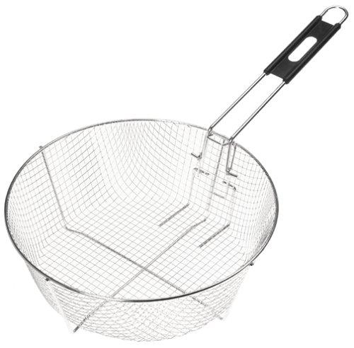 "Lodge 12fb2 Deep Fry Basket, Fits 12"" Diameter Pots"