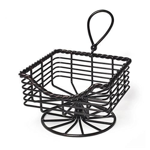 Gourmet Basics by Mikasa Rope Napkin Basket