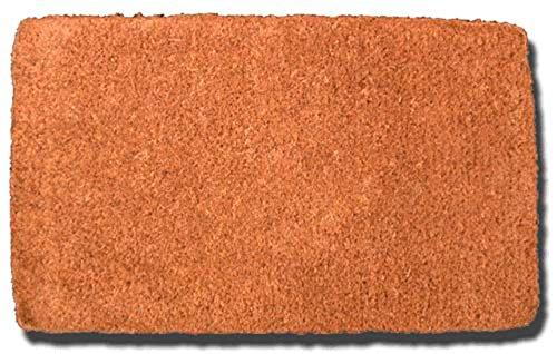 TW  Evans Cordage CCM-001 Cocoa Mat 14-Inch x 24-Inch
