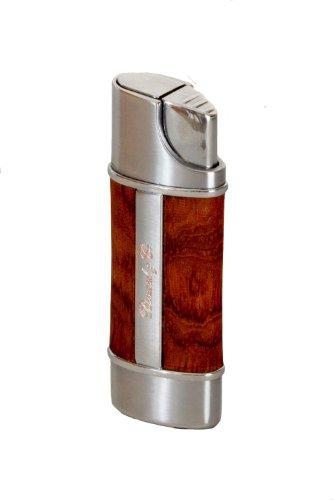 Brizard Co The Nano Bubinga Single Torch Cigar Lighters