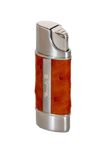 Brizard Co The Nano Ostrich Single Torch Cigar Lighters