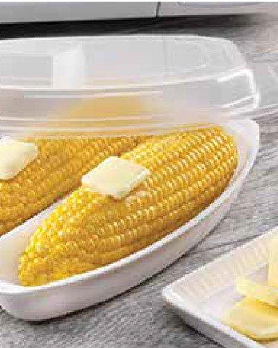 Corn on the Cob Microwave Steamer