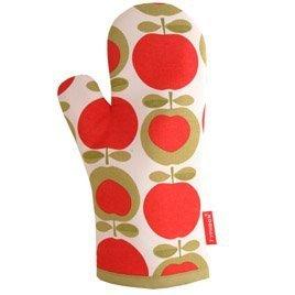 Typhoon Apple Heart Single Oven Glove 13-78-Inch